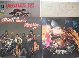 achat reprise disques vinyles