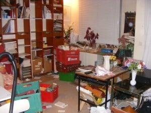Débarras de maison à sceaux, rachat de livres